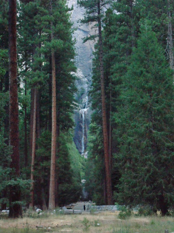 Yosemite-National-Park-Falls