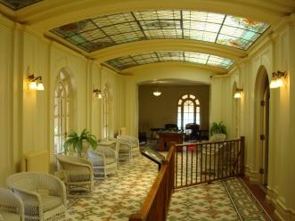 bath house lobby