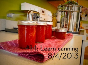 Canning